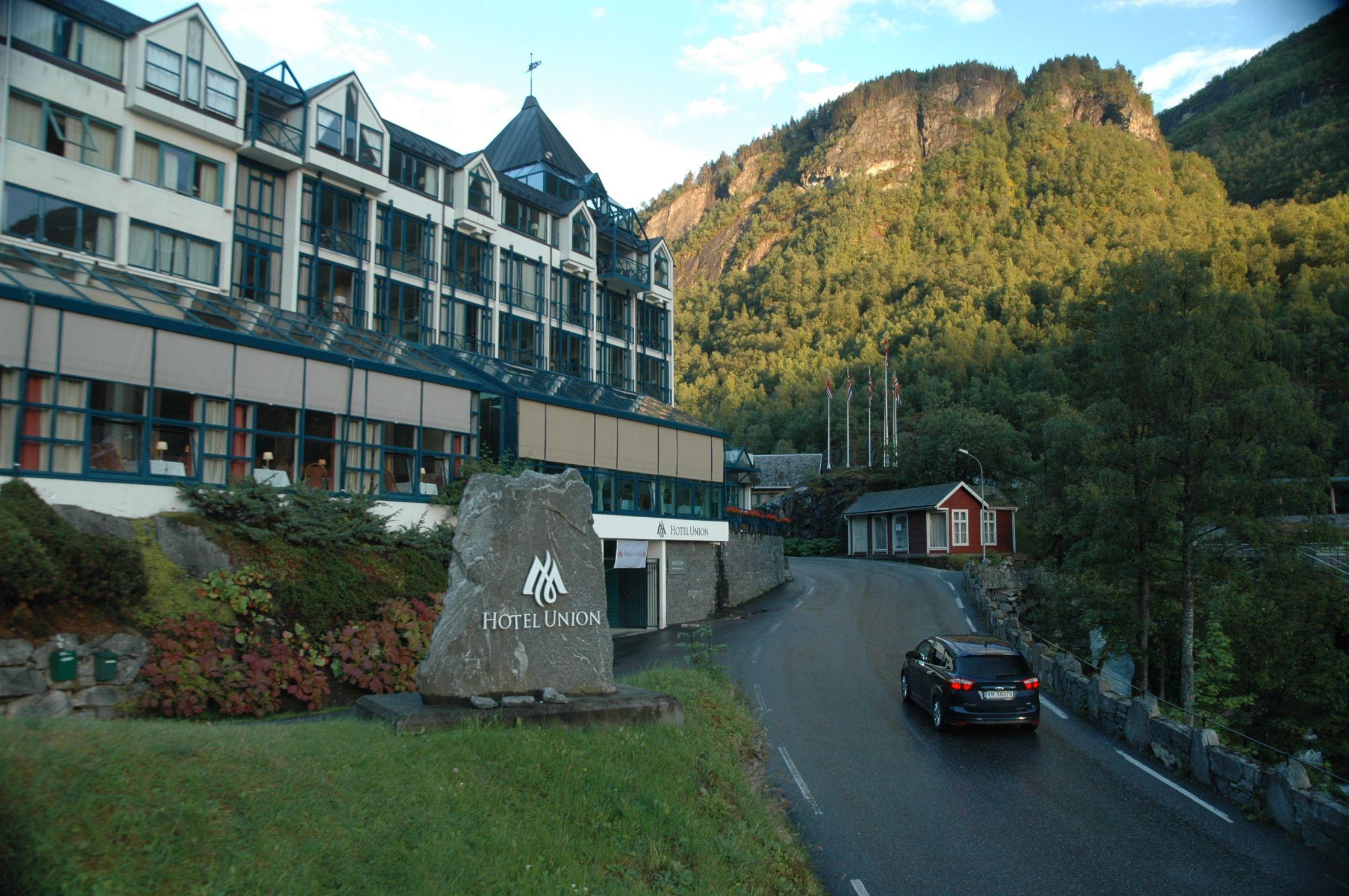 #Hotel_Union in #Geiranger Norway