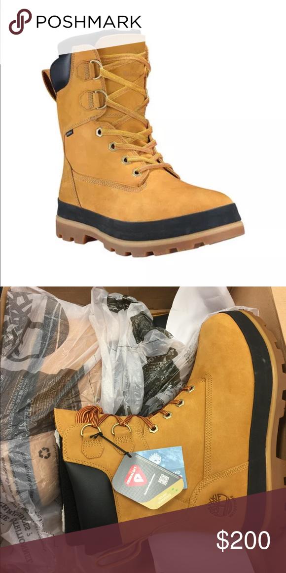 86e5feda75b Timberland Shoes | Timberland Snow Drifter Waterproof Boot (Men'S ...