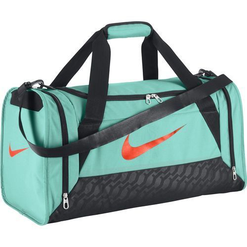 Nike Brasilia 6 Small Duffel 24 99 At Academy Black And Brown Leather Bag