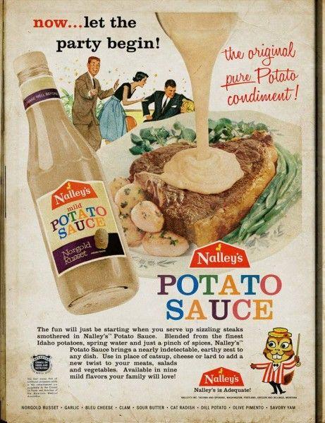Potato Sauce?!?