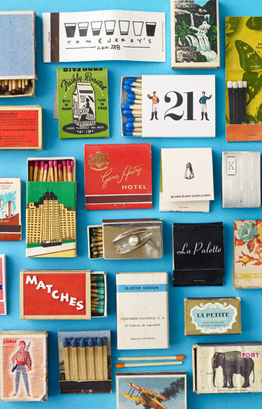 matchbook collection <3