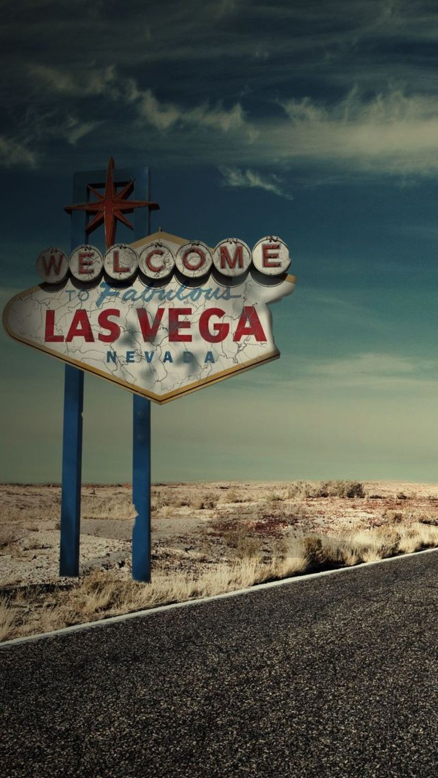Las Vegas Iphone 5 Wallpaper 640x1136