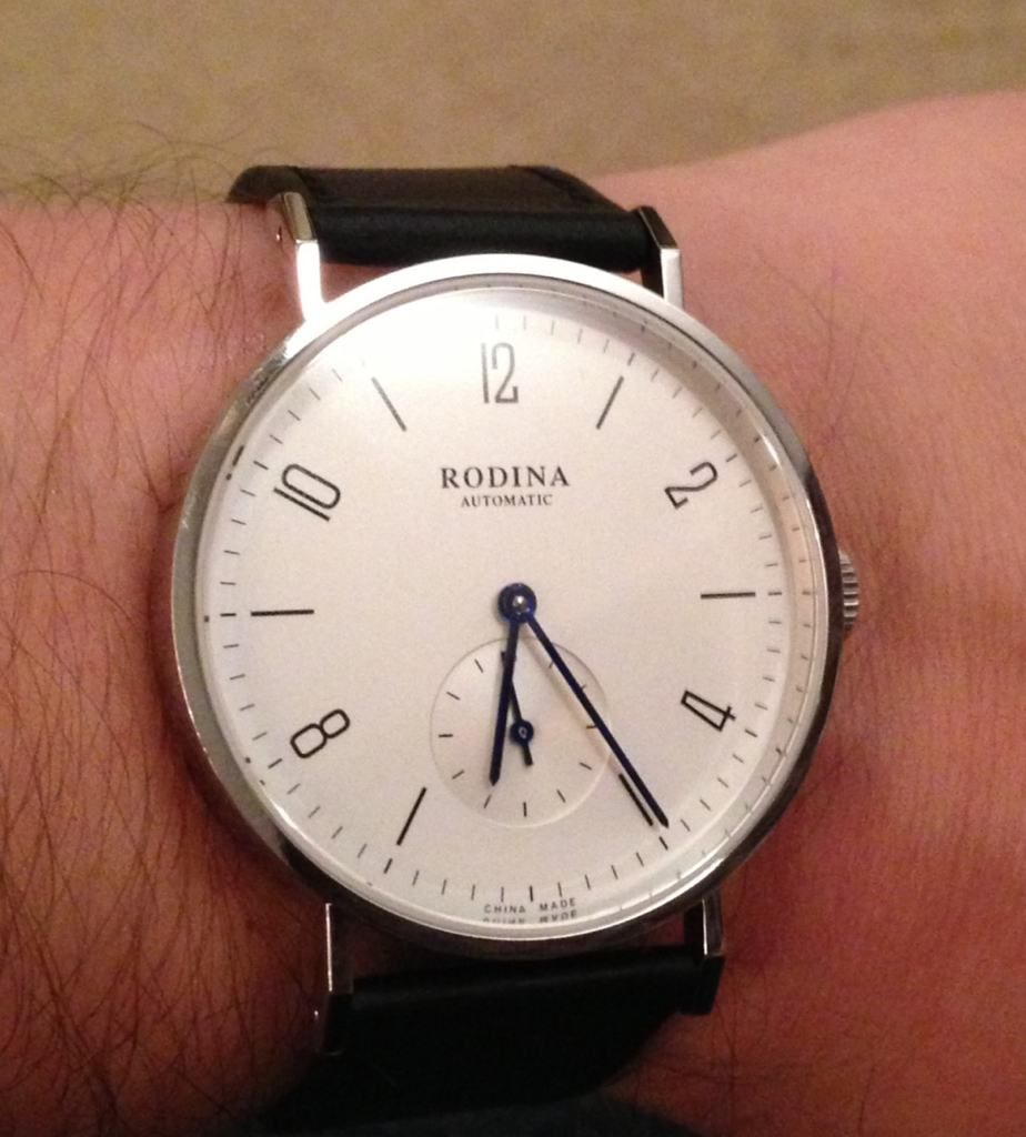 seconds nomos re rodina watches review advybop pictures homage affordable with small