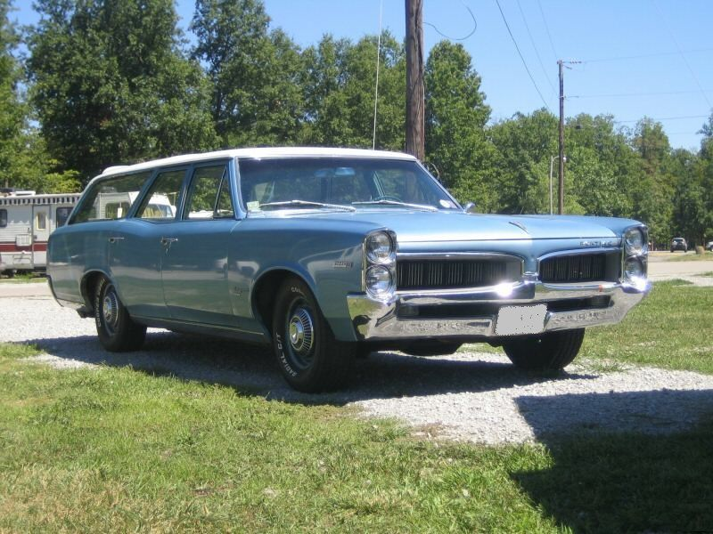 How About A 1967 Pontiac Tempest Wagon With Factory Ohc 6 4bc Ho Not Referred As A Sprint Too Cool Pontiac Tempest Pontiac Pontiac Gto