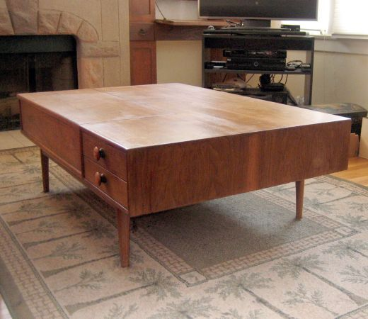 Coffee Table By Drexel - $45