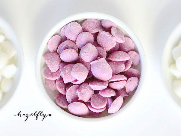 Recetas para niños divertidas: chispas de yogur