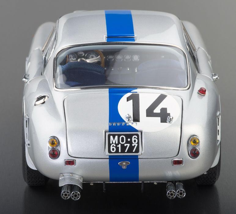 1/18 CMC Modellauto Ferrari 250GT SWB Le Mans