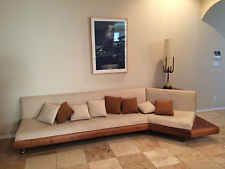 Mid-century Modern Sofa by Adrian Pearsall for Craft Associates Model 1800-S