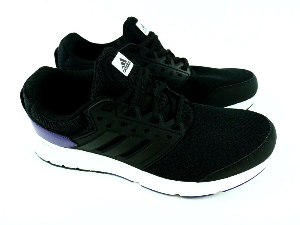 302656247 Adidas Cloudfoam Ortholite Men s Black Running Shoes Athletic Size 10.5   adidas  RunningCrossTraining