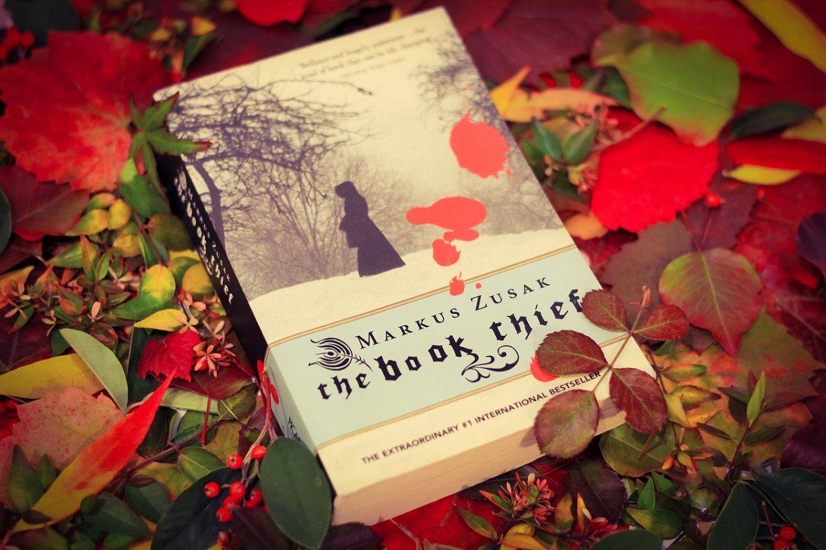 "readthebloodybook: "" Recom-Monday-Tions - The Book Thief by Markus Zusak. """