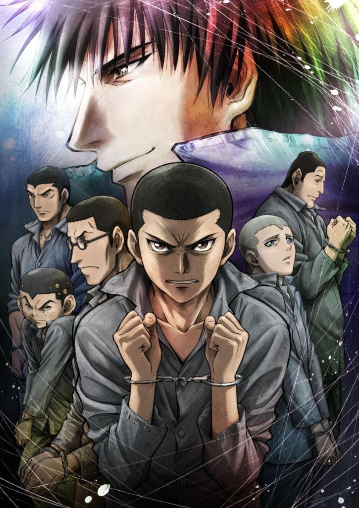 Rainbow Nisha Rokubou No Shichinin Genres Drama Historical