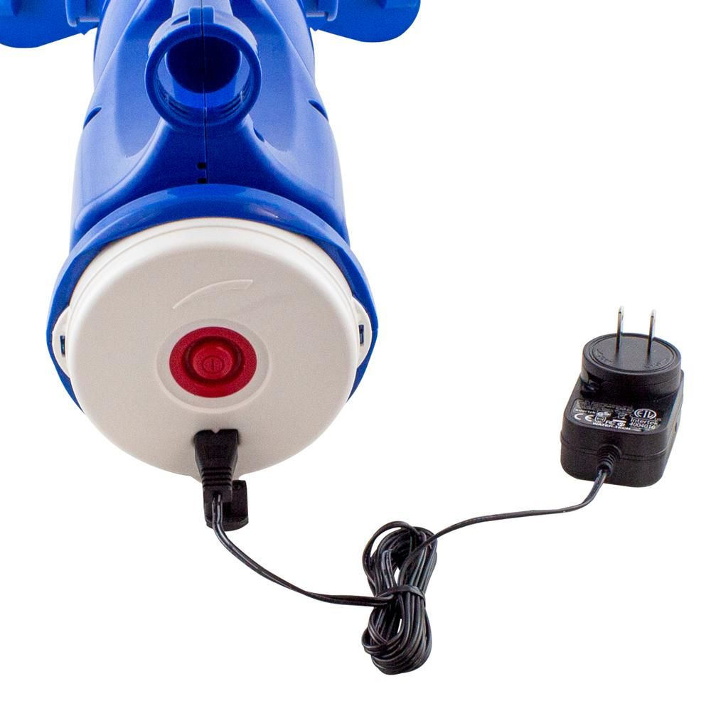 Water Tech Water Tech Pool Blaster Catfish Li Ultra Spa And Pool Vacuum Cleaner 21051dl The Home Depot In 2020 Pool Vacuum Cleaner Pool Vacuum Home Depot