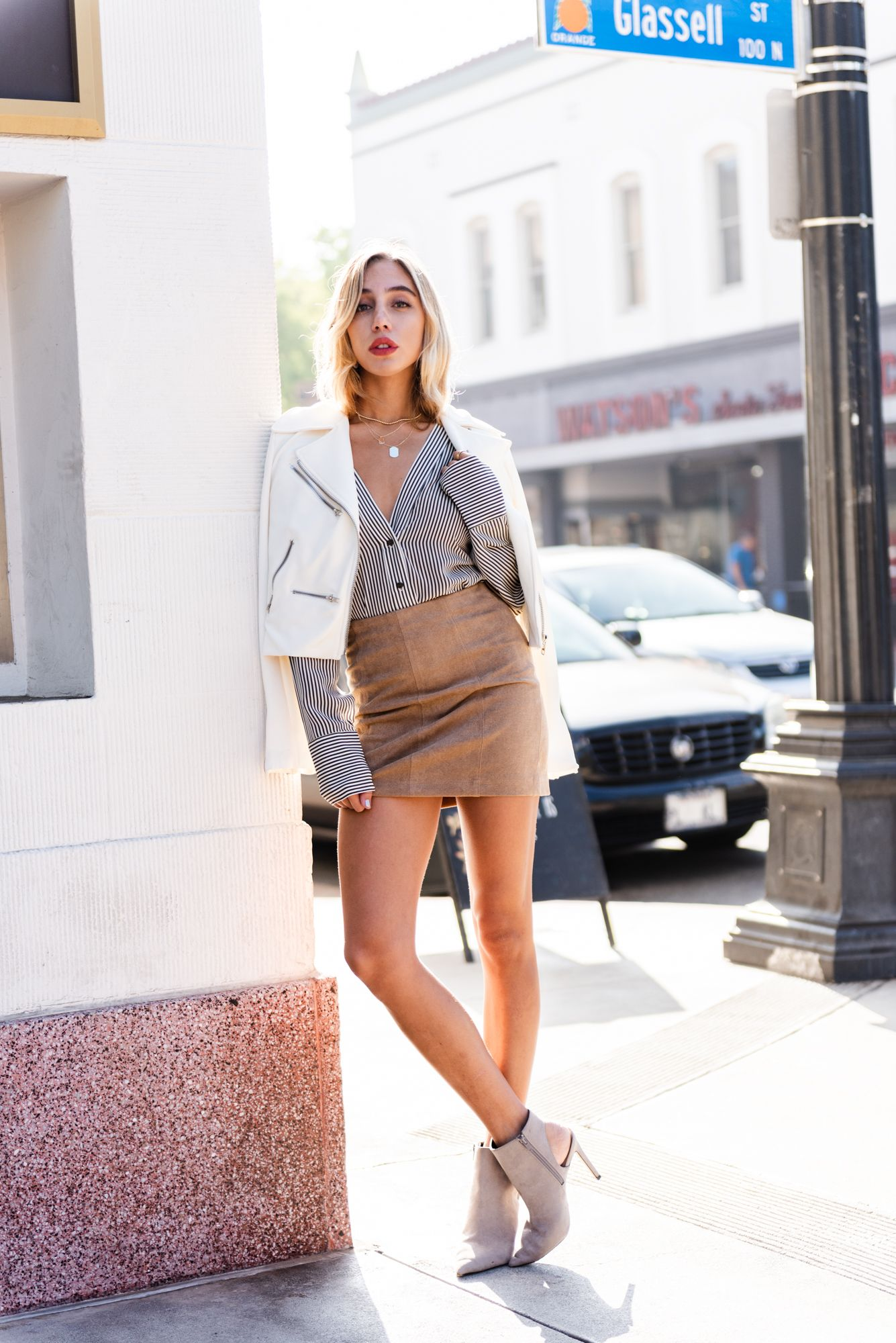 Fresh Ways to Wear Classic Outerwear | Outfits, Fashion, Style