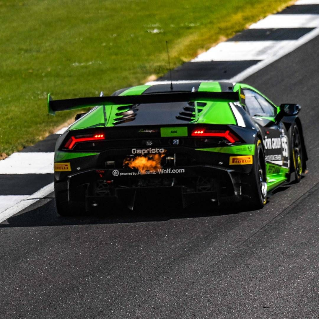 Truepower Lamborghini Huracan Supertrofeo  C2 B7 Lamborghini Gallardoracing Running