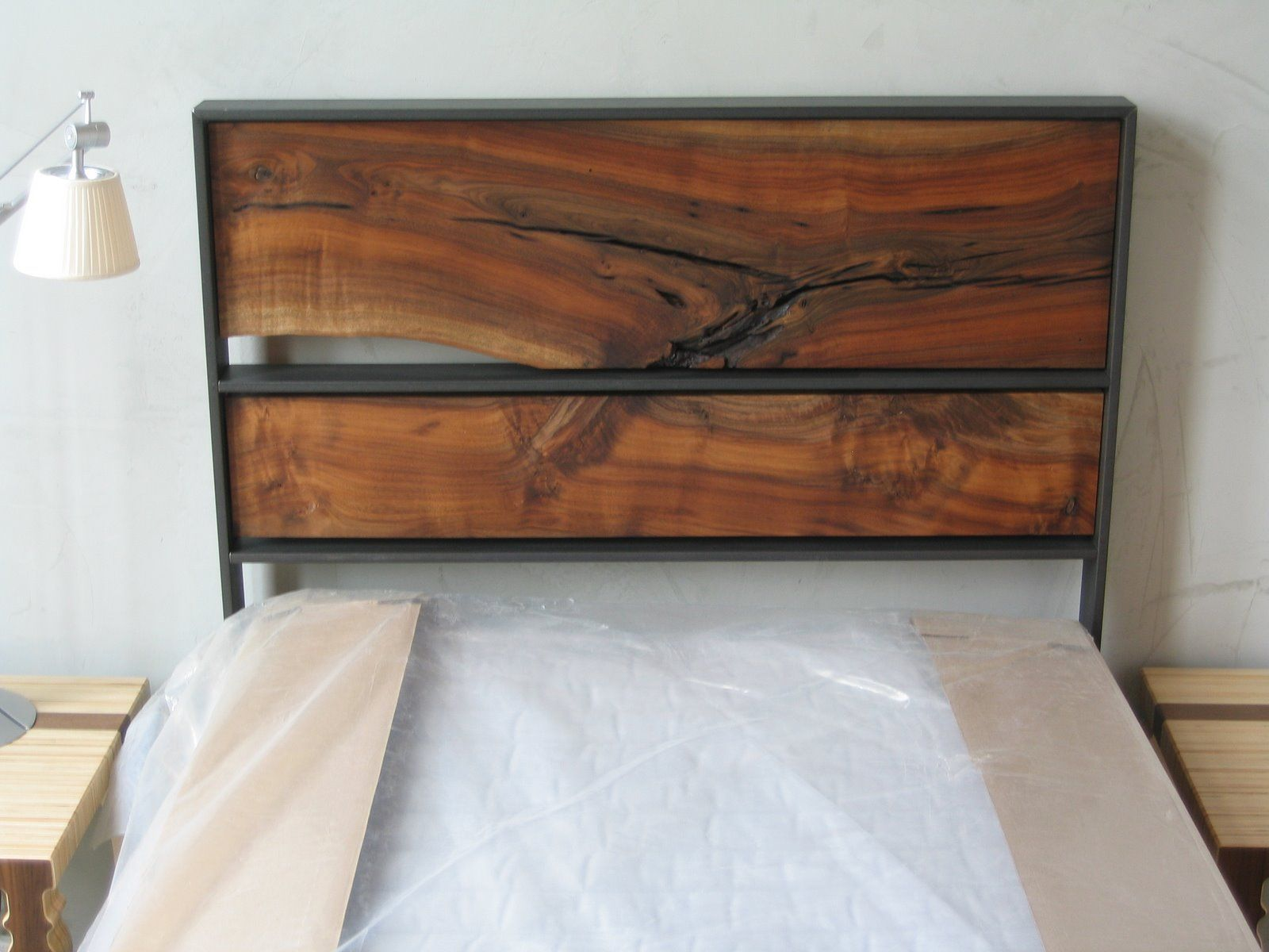 Liveedge Headboard 1 2 Wood Furniture Diy Live Edge Furniture Raw Wood Furniture