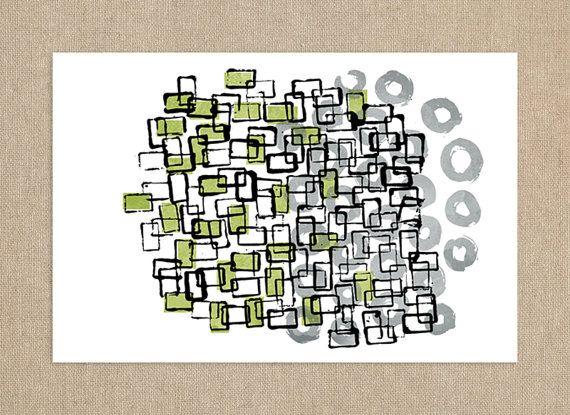 Pattern Play / Digital Printable Art Download by LauraBolterDesign