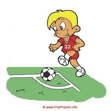 Image Result For Kids Sport Practice Cartoon Football Clip Art Free Football Kids Sports