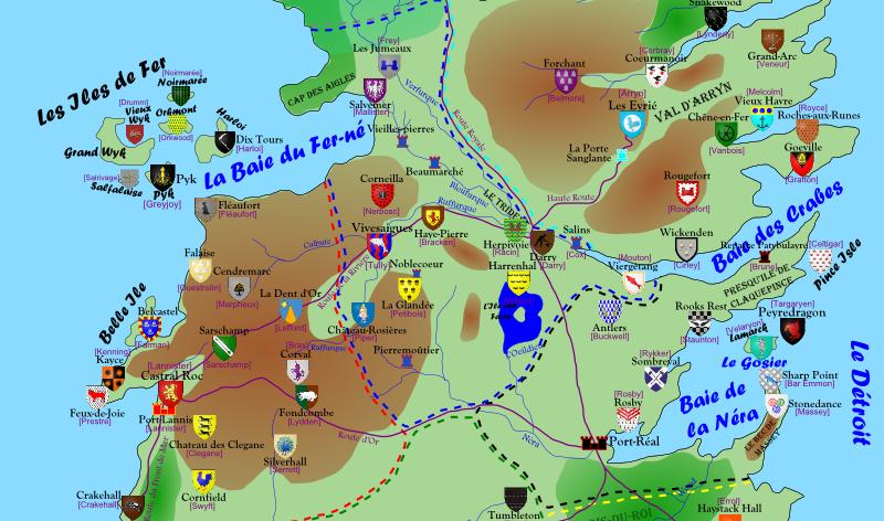 l 39 hiver arrive une carte du monde de westeros reconstitu e par les fans du site www. Black Bedroom Furniture Sets. Home Design Ideas