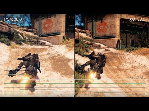 Destiny Beta: PS4 vs Xbox One Frame-Rate Test | RedDragon Repairs ...