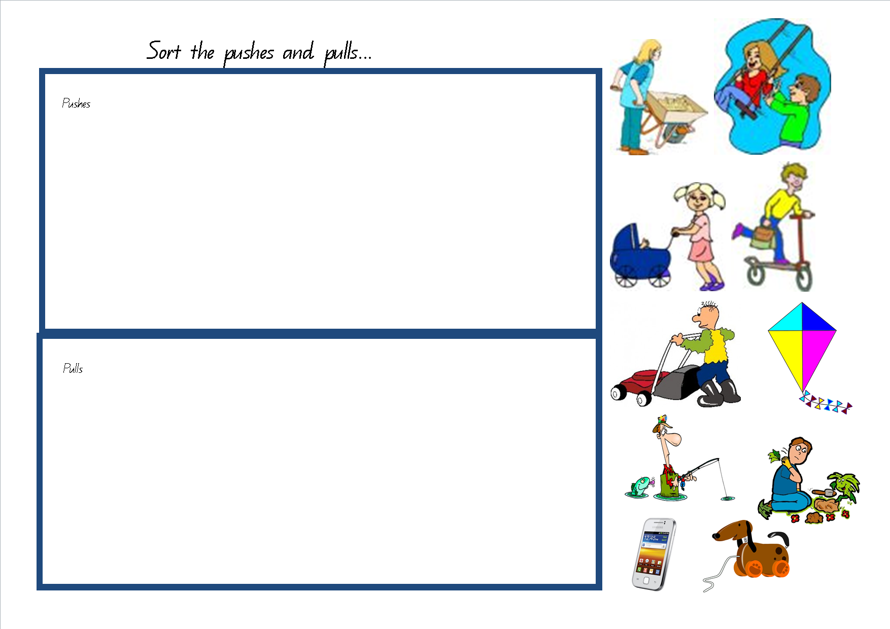 This Is Just A Simple But Fun Sorting Activity To