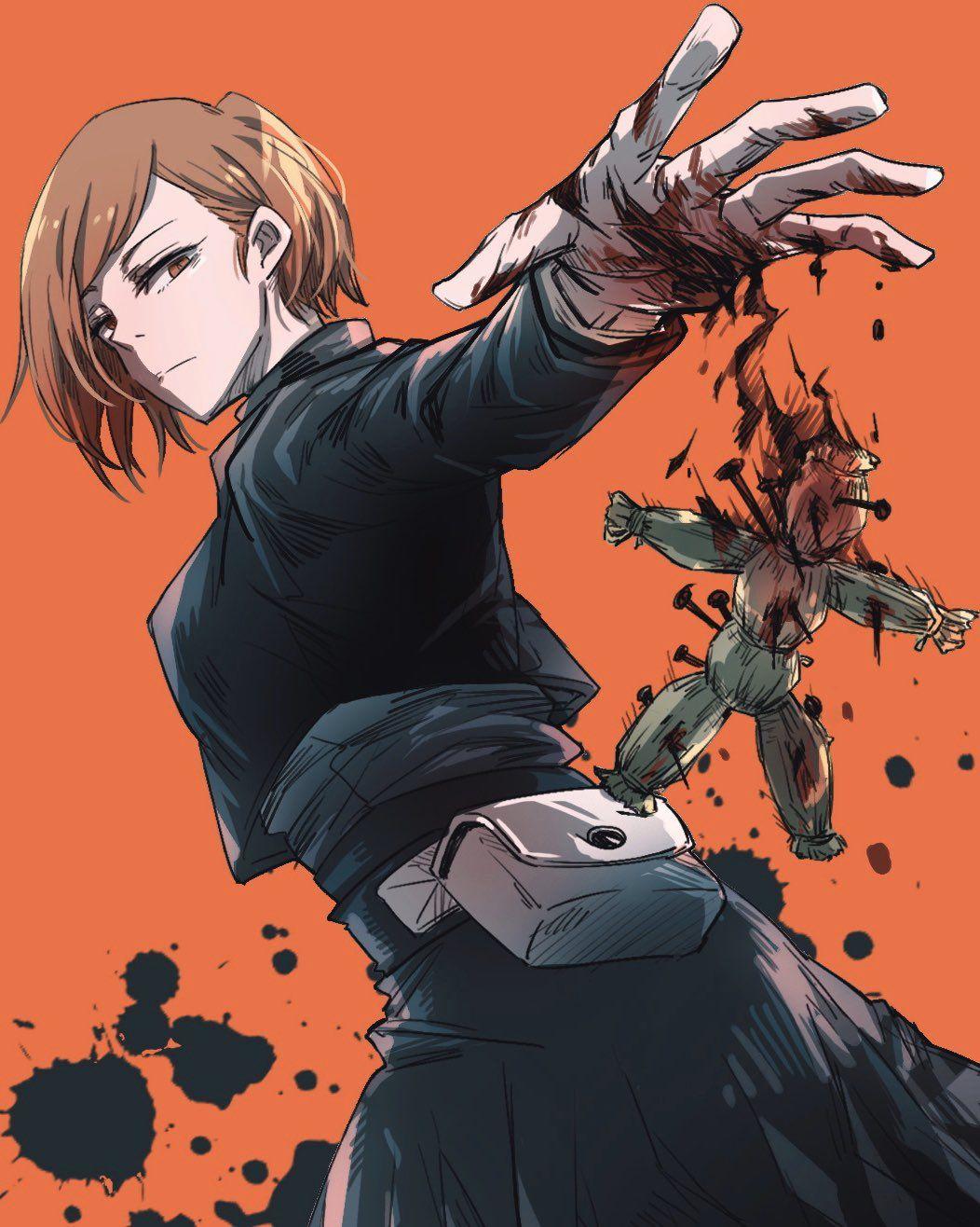 Twitter Jujutsu Anime Aesthetic Anime