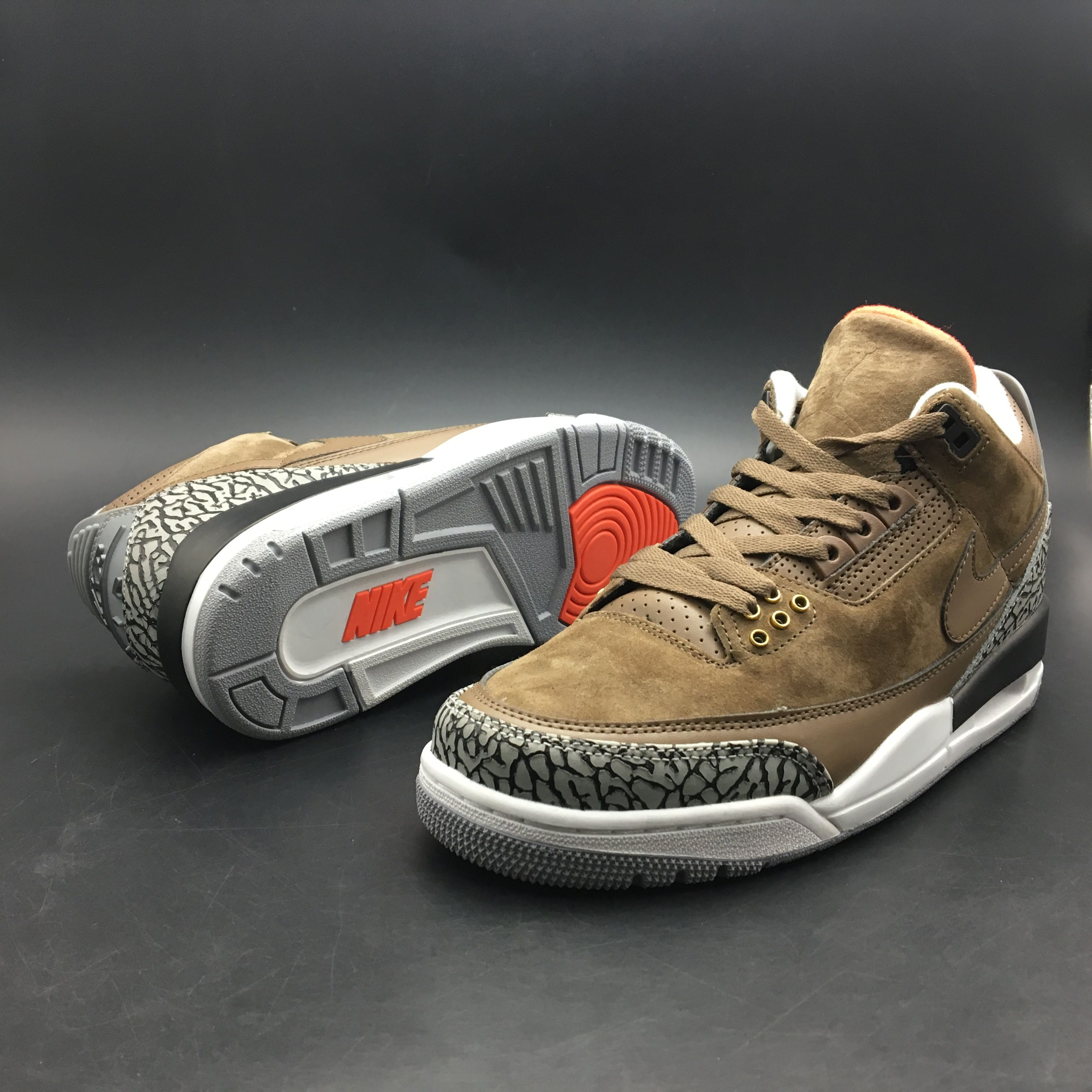 "36782a9e9481fb 2018 Cheap Air Jordan 3 JTH ""Bio Beige"" AV6683-200 For Sale"