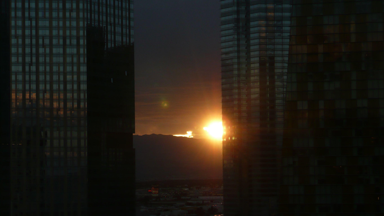 Las Vegas, Nevada, USA Beautiful sunset, Sunset, Celestial