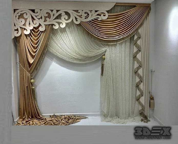 Latest Curtains Designs For Bedroom Modern Interior Curtain Ideas New Bedrooms Curtains Designs