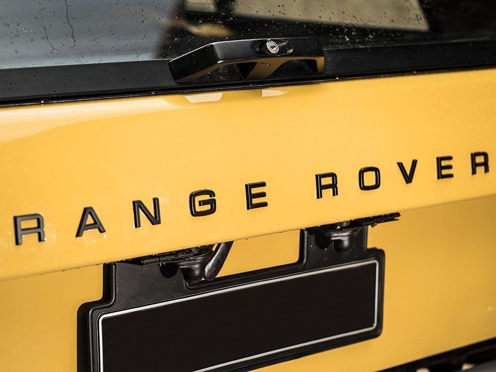 1973 Land Rover Range Rover Range Rover Classic Driver Market