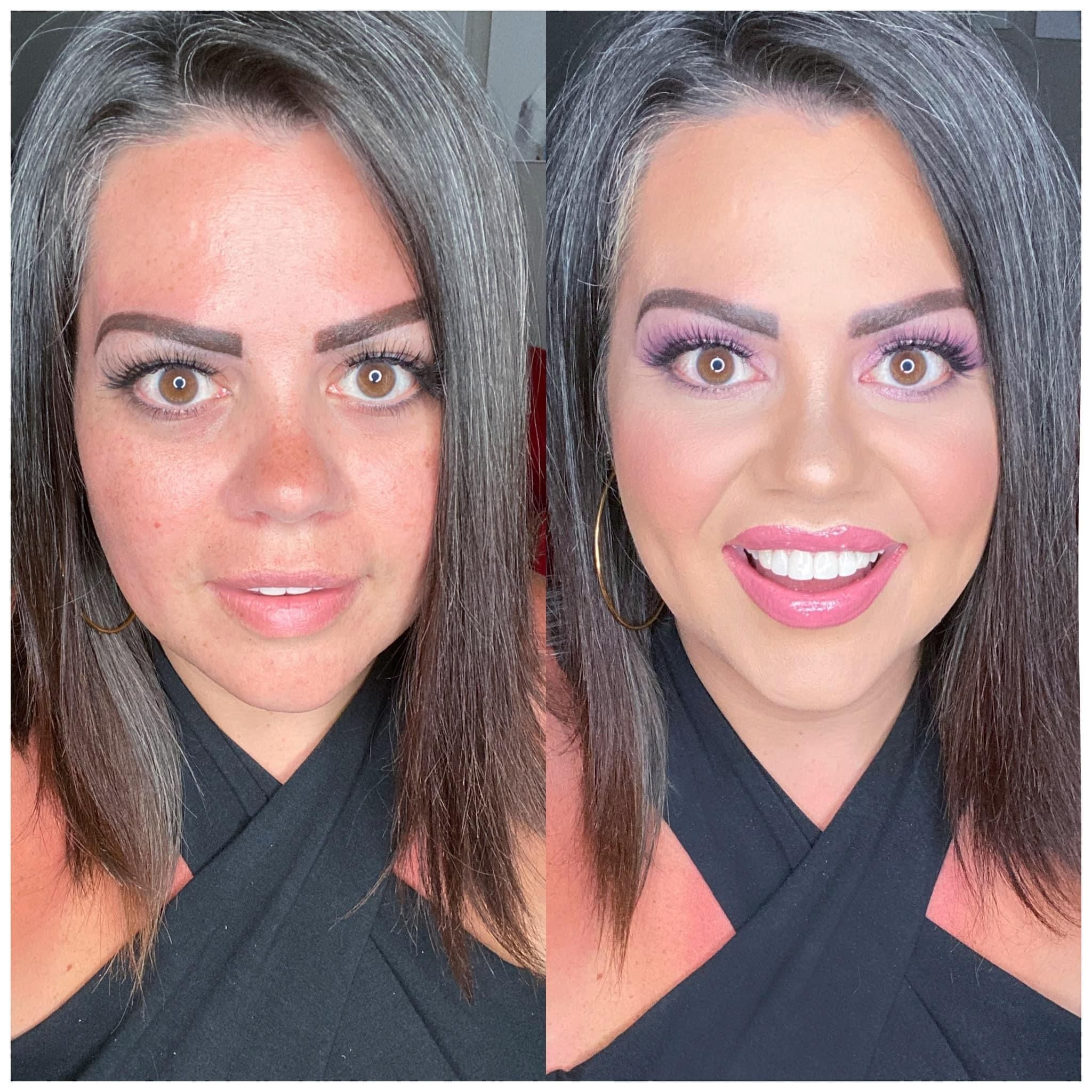 Makeup stop wearing I Stopped