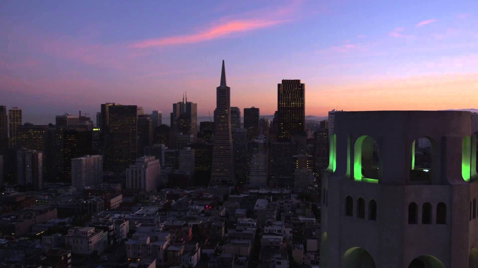 Apple Tv Aerial Screensaver Oakland Bay Bridge Night Tv Aerials Apple Tv Dramatic Lighting
