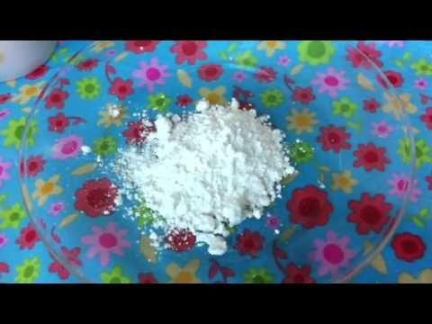 Como hacer arcilla polimerica casera