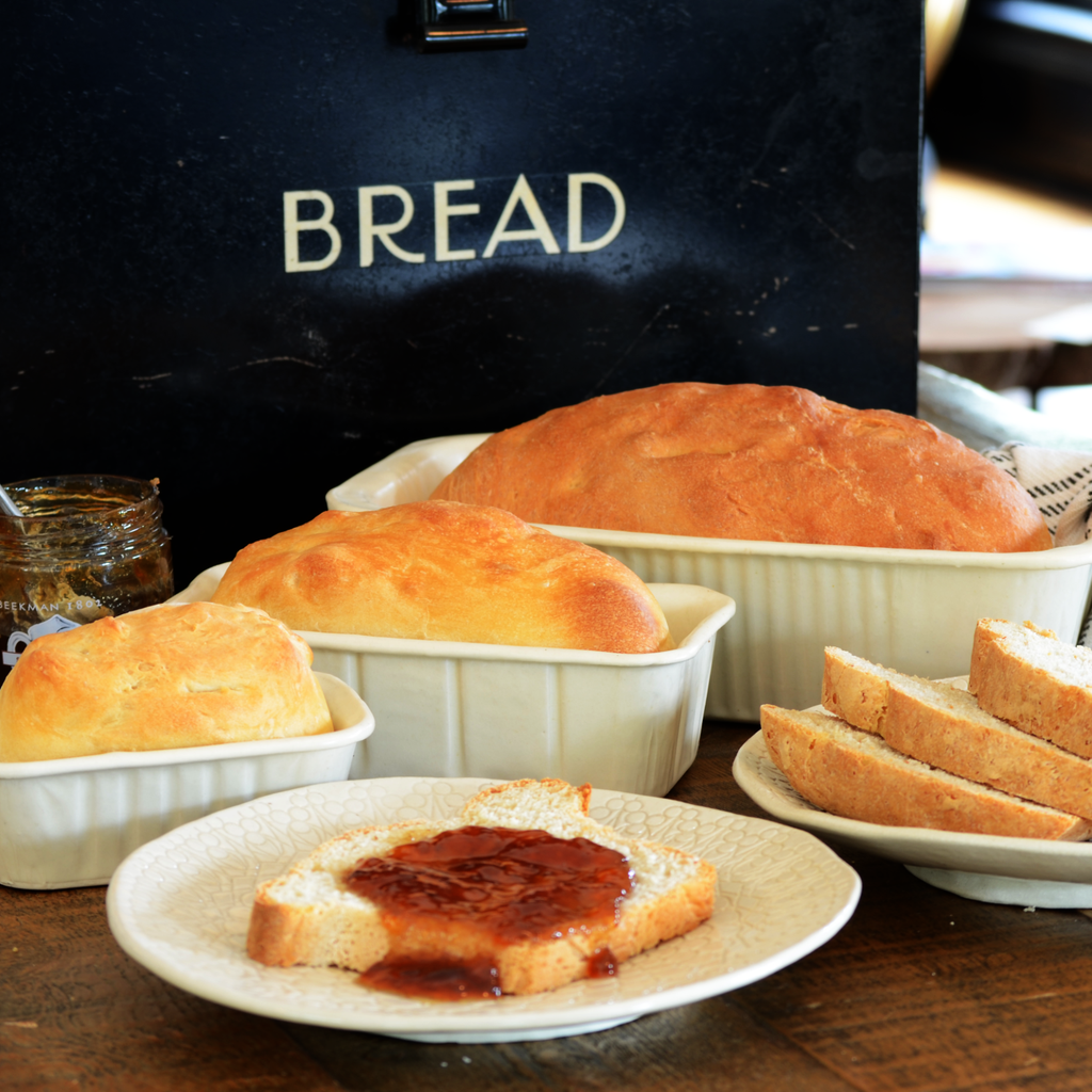 Whimsical Ceramic Foil Bread Pan Pan Bread Bread Hot Dog Buns