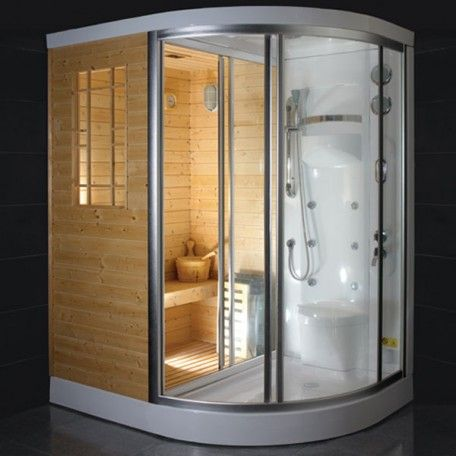 cabine de douche g niagara hammam saunas spa shower and. Black Bedroom Furniture Sets. Home Design Ideas