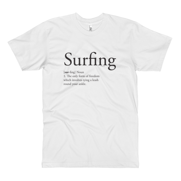 Surfing Clothing Mens Tee Freedom Surf Quotes Beach Sea Surfing Quotes Surf Outfit Surfing