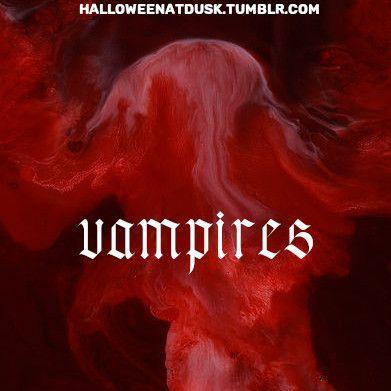 Vampires - #audio #halloween #music #my #playlist #post #spotify #vampires