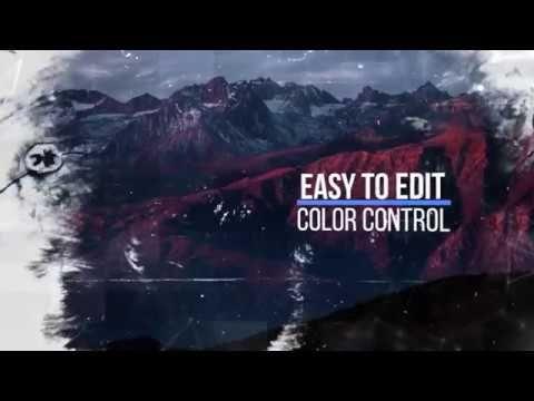 قالب أفتر إفكت رائع لعرض الصور بمؤثرات حبرية رائعة هارد المصمم العملاق After Effects Projects Ink Photo And Video