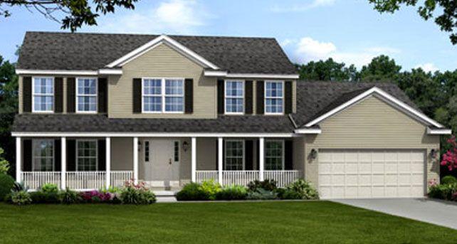 Washingtonstylewaynehomeslegacy Traditional Custom Home Floor Plans