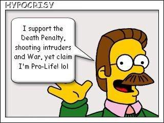 Pro-life hypocrisy