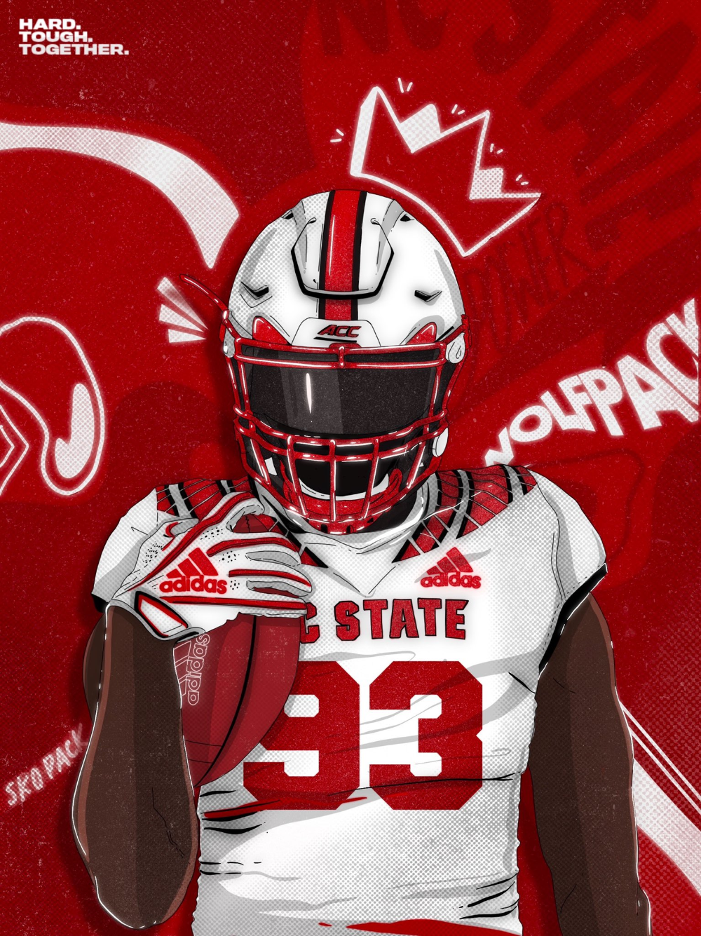1 Home Twitter In 2020 Sports Design Tough Football Helmets