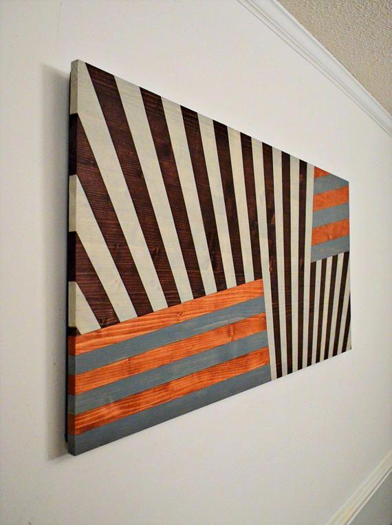 wood wall decor -