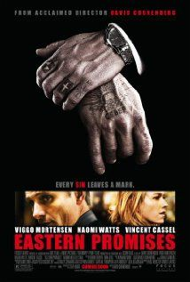 Eastern Promises  de David Cronenberg