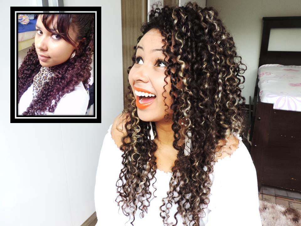 """Minha Transição - Como cheguei aos """"Cachos Perfeitos"""" Por SUZANE CAMILA"""