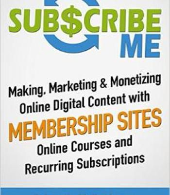 subscribe me making marketing monetizing online digital content