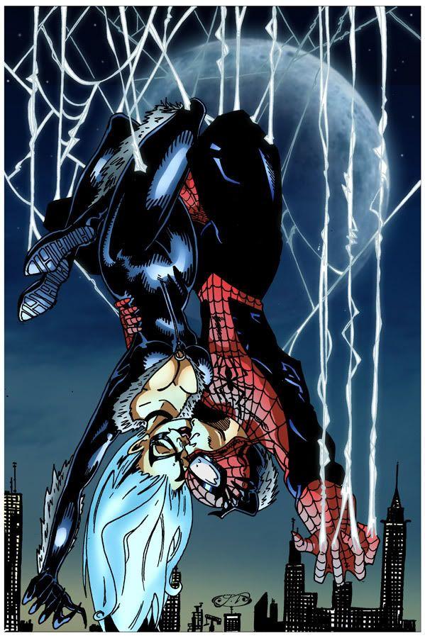 Spiderman og svart katt sex solo MILF porno pics