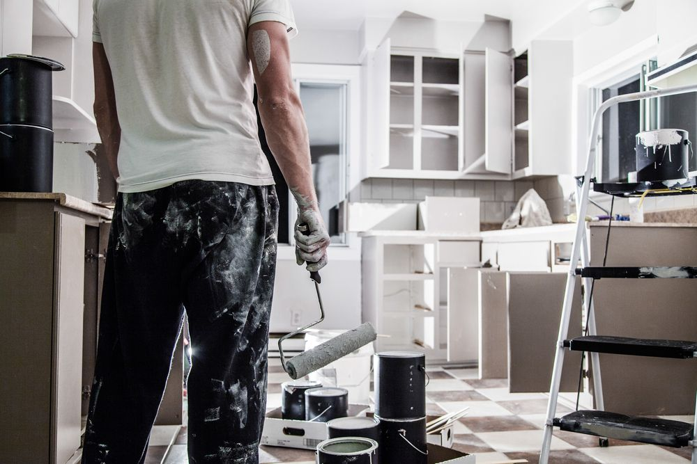 Aus alt mach neu. Küchentüren selber aufwerten. http://blog ...