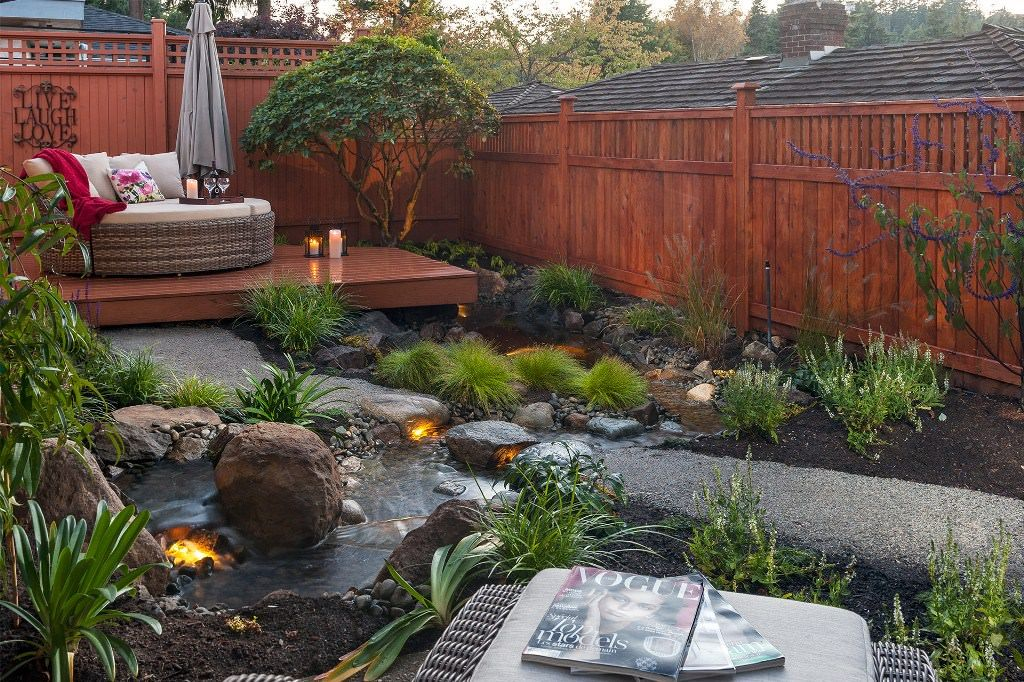Nice Small Backyard Oasis Ideas The Beautiful Of For Homes