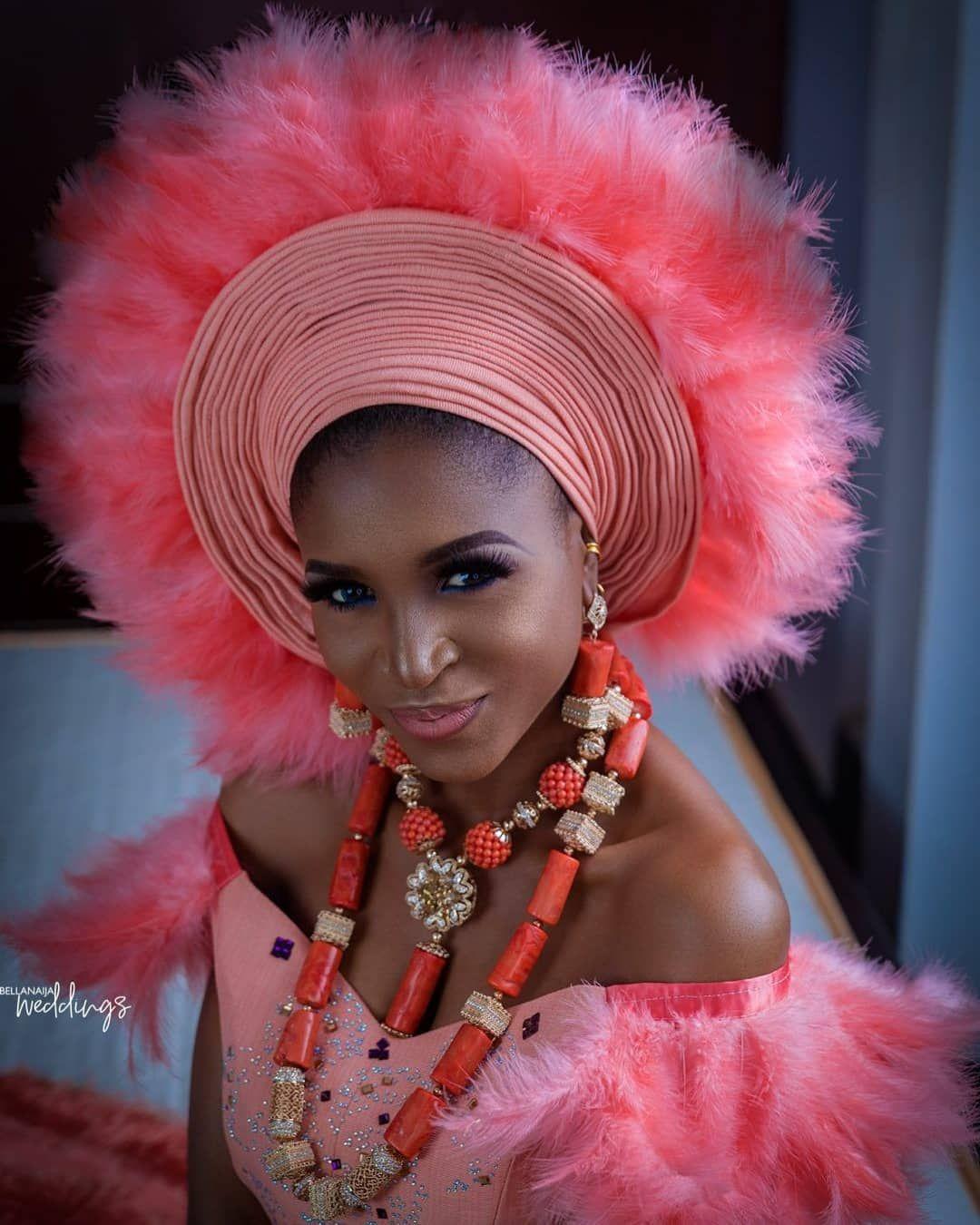 Emmanuelsblog Weddings Top 9 Bridal Beauty Looks of 2018 #nigeriandressstyles