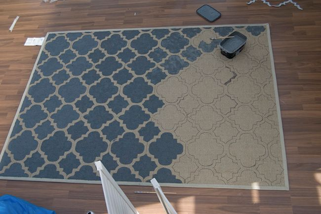 From Unstitched: lots of DIY rug ideas!