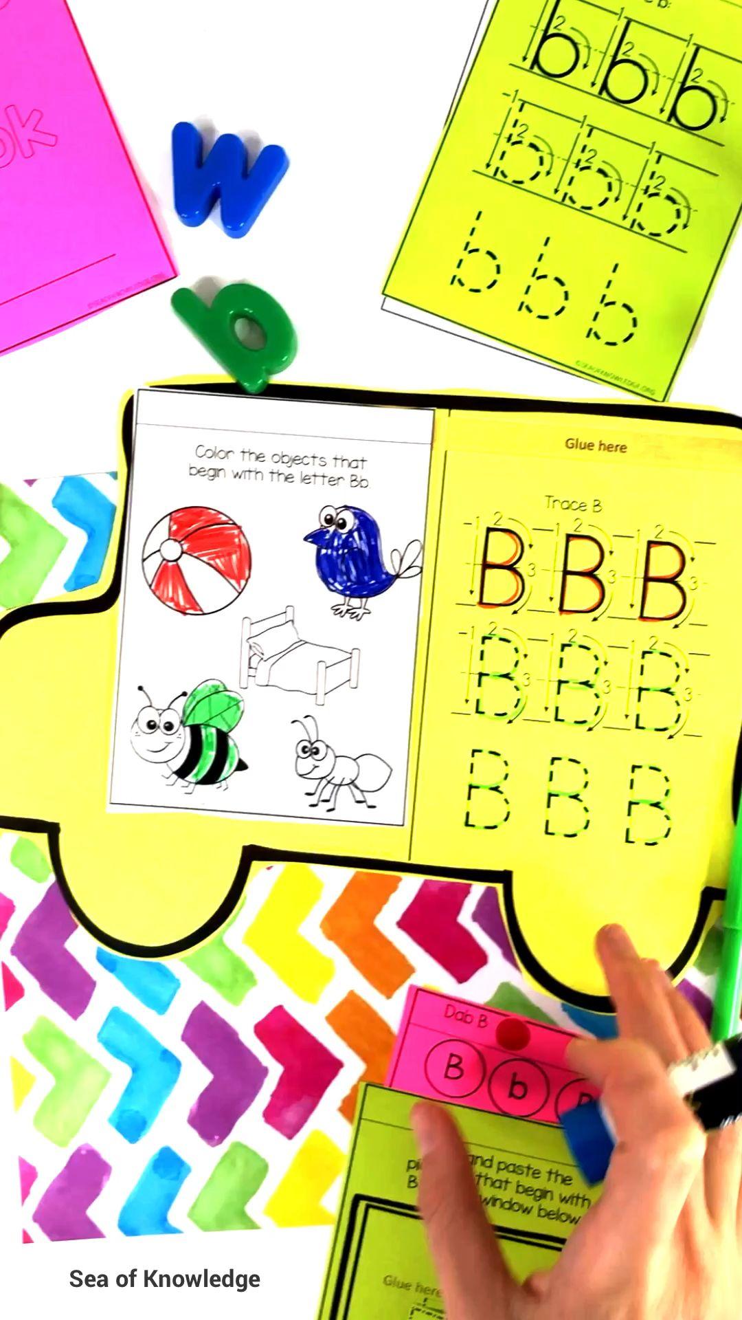 Alphabet Letters A Z